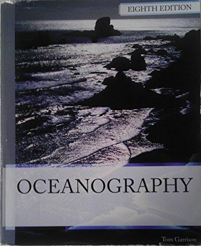 9781305047174: Oceanography: An Invitation to Marine Sceienc 8th Edition