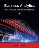 9781305049635: Business Analytics: Data Analysis & Decision Making