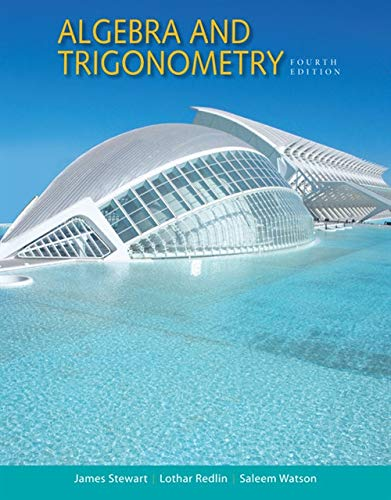 9781305071742: Algebra and Trigonometry