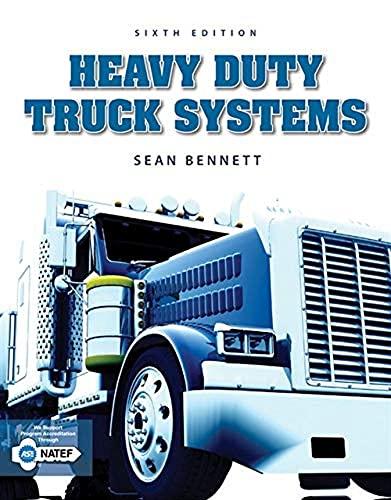 Heavy Duty Truck Systems: Bennett, Sean