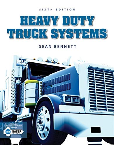 9781305073623: Heavy Duty Truck Systems