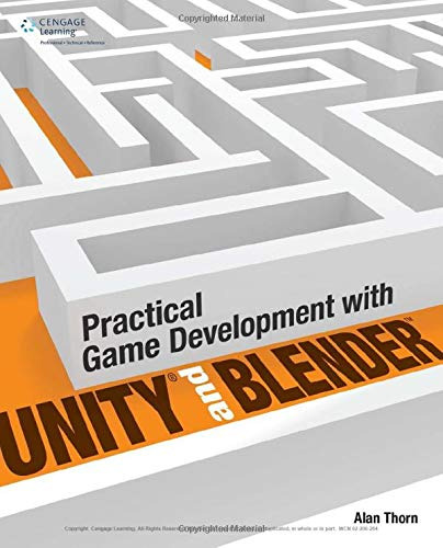 9781305074705: Practical Game Development with Unity and Blender
