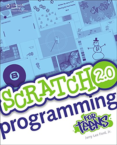 9781305075191: Scratch 2.0 Programming for Teens