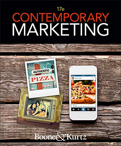 9781305075368: Contemporary Marketing