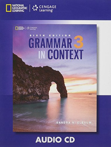 9781305075511: Grammar in Context 3: Audio CD (Grammar in Context, New Edition)