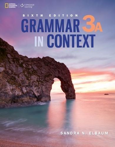 9781305075542: Grammar in Context 3: Split Edition A