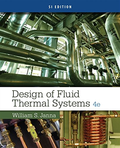 9781305076075: Design of Fluid Thermal Systems, SI Edition