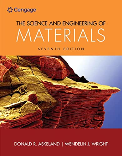 9781305076761: The Science and Engineering of Materials
