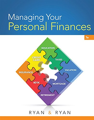 9781305076815: Managing Your Personal Finances