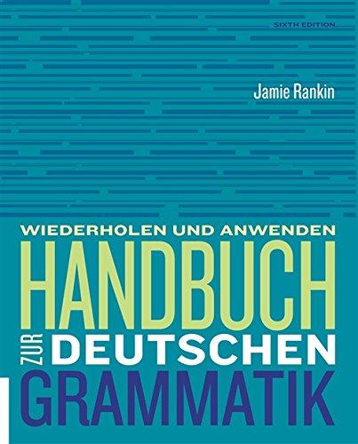 9781305078840: Handbuch zur deutschen Grammatik (World Languages)