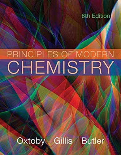9781305079113: Principles of Modern Chemistry