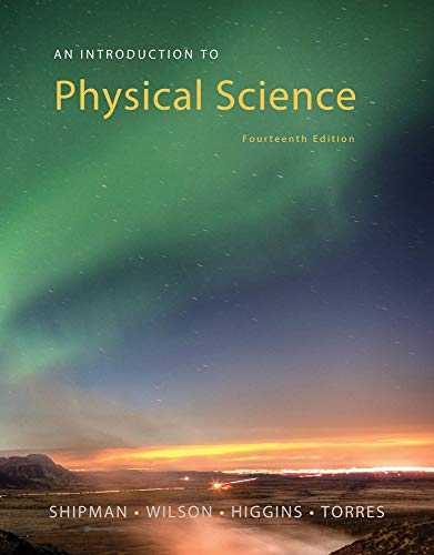 9781305079120: An Introduction to Physical Science