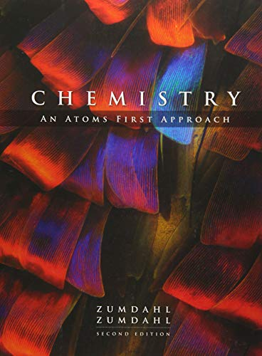 9781305079243: Chemistry: An Atoms First Approach