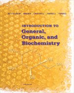 9781305080515: Introduction to General, Organic, and Biochemistry 11th.ed.