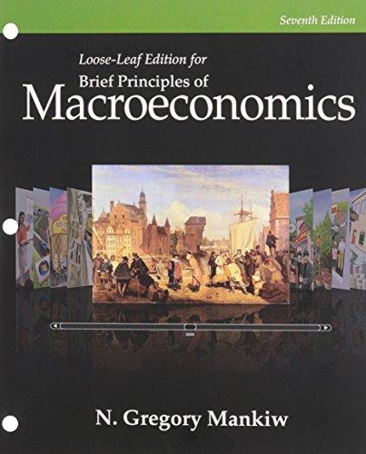 9781305081666: Brief Principles of Macroeconomics