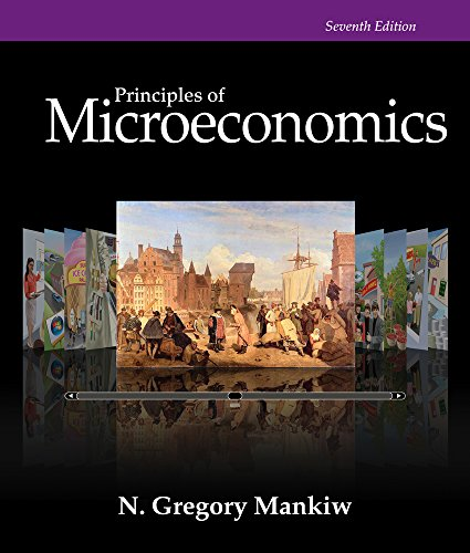 Principles of Microeconomics: N. Gregory Mankiw