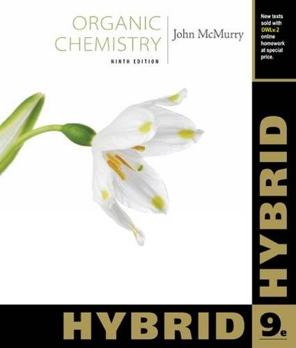 9781305084445: Organic Chemistry, Hybrid Edition (with OWLv2 24-Months Printed Access Card)