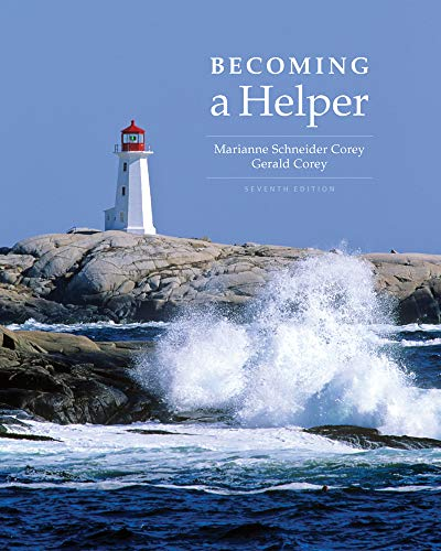 Becoming a Helper 9781305085091 Ideal for anyone embarking on or considering a career in the helping professions, BECOMING A HELPER, Seventh Edition, provides an overvi
