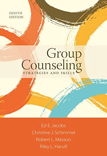 9781305087309: Group Counseling: Strategies and Skills