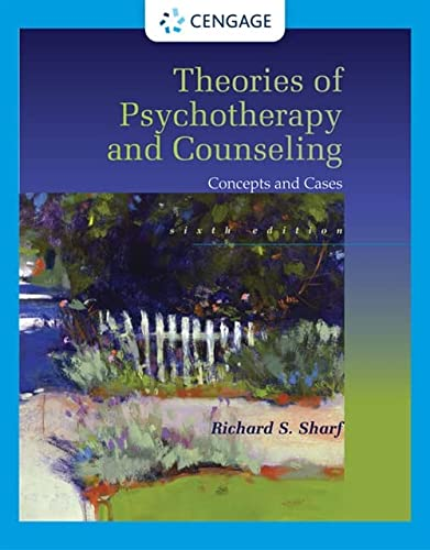 9781305087323: Theories of Psychotherapy & Counseling: Concepts and Cases
