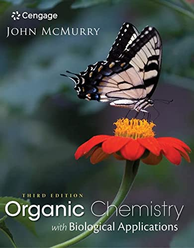 9781305087972: Study Guide with Solutions Manual for McMurry's Organic Chemistry: With Biological Applications, 3rd