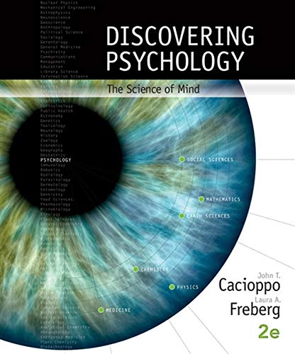 9781305088375: Discovering Psychology: The Science of Mind