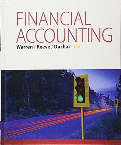 9781305088436: Financial Accounting