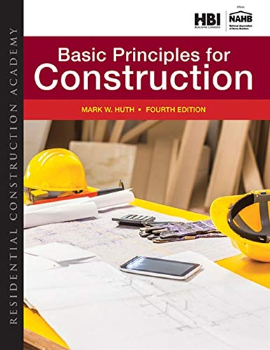 9781305088627: Residential Construction Academy: Basic Principles for Construction