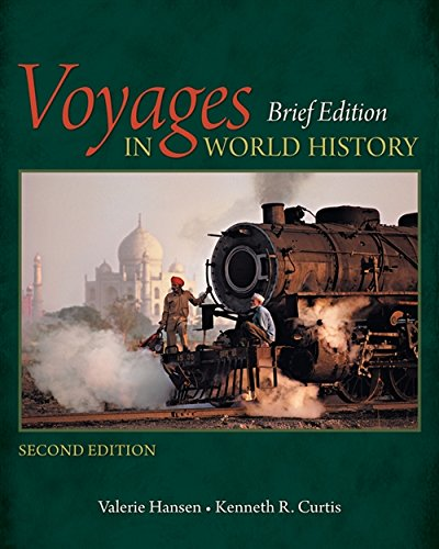 9781305088801: Voyages in World History, Brief
