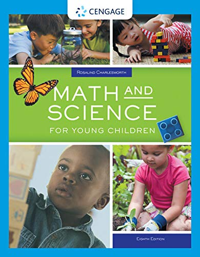 9781305088955: Math and Science for Young Children