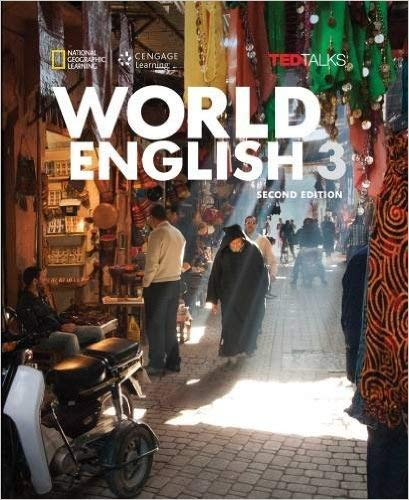 9781305089457: World English 2e 3a Combo Split + Owb Pac: Real People Real