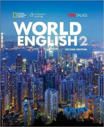 9781305089464: World English 2e 2b Combo Split + Owb Pac: Real People Real