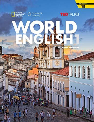 9781305089488: World English 2e 1b Combo Split + Owb Pac: Real People Real