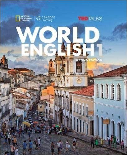 9781305089495: World English 2e 1a Combo Split + Owb Pac: Real People Real