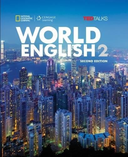 9781305089532: World English 2e 2 Student Book + Owb Pac: Real People Real