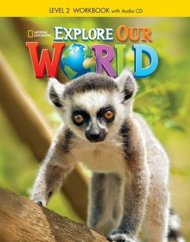 9781305089853: Explore Our World 2: Workbook
