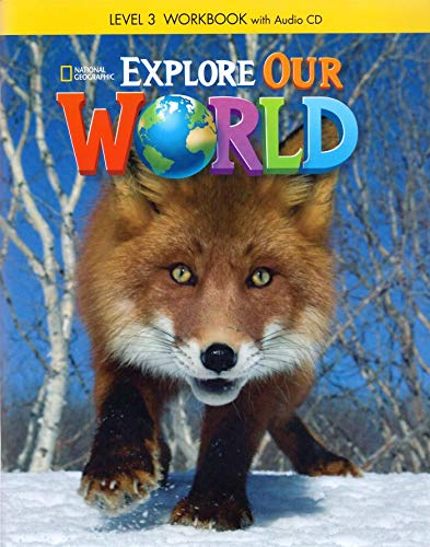 9781305089860: Explore Our World 3: Workbook