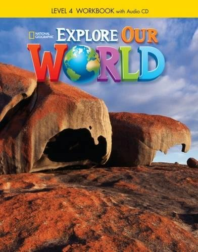 9781305089877: Explore Our World 4: Workbook