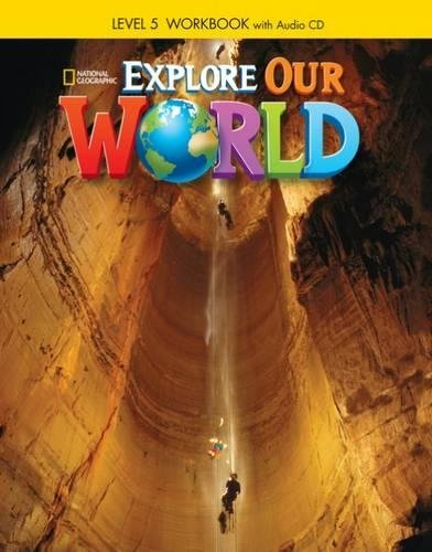 9781305089891: Explore Our World 5: Workbook with Audio CD