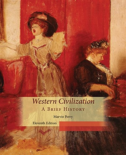 9781305091467: Western Civilization, A Brief History