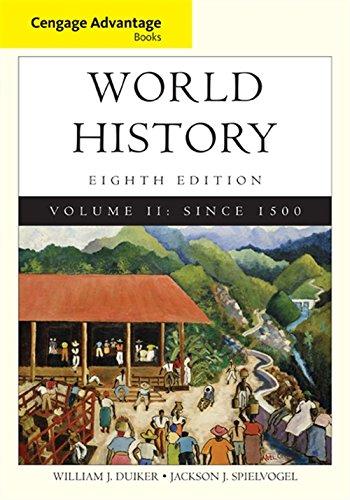 9781305091733: 2: Cengage Advantage Books: World History, Volume II