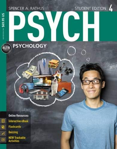 PSYCH: Spencer A. Rathus
