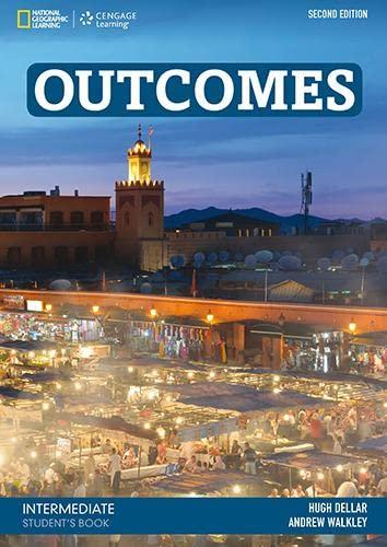 9781305093348: Outcomes Intermediate: Student's Book + Access Code + Class DVD (Outcomes Second Edition)