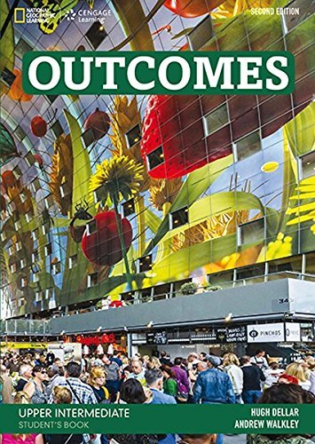 9781305093386: Outcomes Upper Intermediate: Student's Book + Access Code + Class DVD (Outcomes Second Edition)