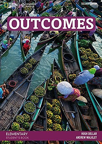 9781305093461: Outcomes Elementary with Access Code and Class DVD (Outcomes, Second Edition)