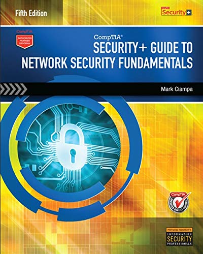 9781305093911: CompTIA Security+ Guide to Network Security Fundamentals (with CertBlaster Printed Access Card)