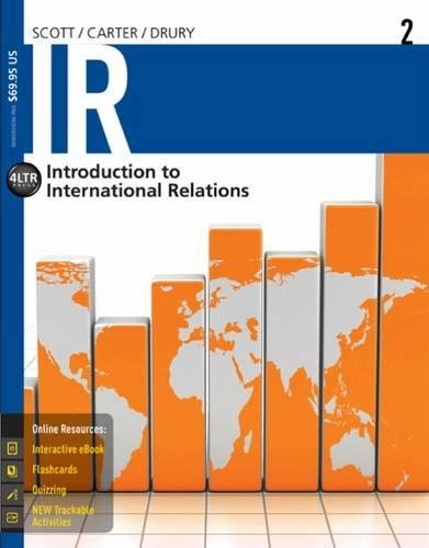 9781305094185: IR (with CourseMate, 1 term (6 months) Printed Access Card) (New, Engaging Titles from 4LTR Press)