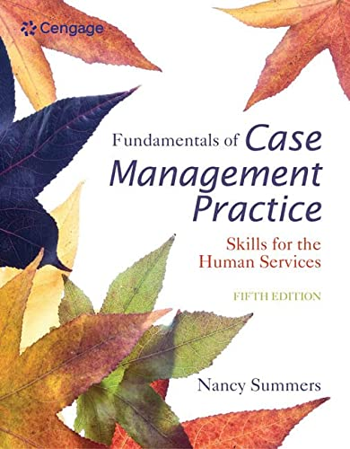 9781305094765: Fundamentals of Case Management Practice: Skills for the Human Services (MindTap Course List)