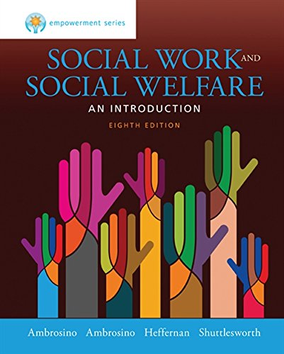 9781305101906: Empowerment Series: Social Work and Social Welfare