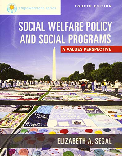 9781305101920: Empowerment Series: Social Welfare Policy and Social Programs, Updated (MindTap Course List)